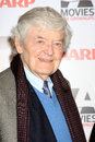 Los angeles feb hal holbrook arrives aarp movies grownups gala regent beverly wilshire hotel february beverly hills ca Stock Photography