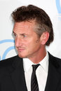 Los angeles jan sean penn arrives nd annual producers guild awards beverly hilton hotel january beverly hills ca Stock Images