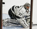 Los Angeles Kings goaltender Jonathan Quick