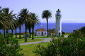 Los Angeles Lighthouse Royalty Free Stock Photo