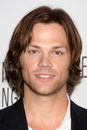 Los angeles mar jared padalecki arriving supernatural paleyfest saban theatre march beverly hills ca Stock Image