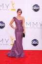 Los angeles sep kelly osbourne arrives emmy awards nokia theater september los angeles ca Stock Images