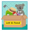 Lost and Found Royalty Free Stock Photo