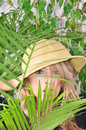 Lost in the jungle Royalty Free Stock Photo