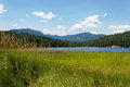 Lost Lake, Whistler, Canada Royalty Free Stock Photo