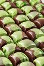 Lot Of Chocolate Bonbons