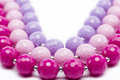 Lot of color balls Royalty Free Stock Photo