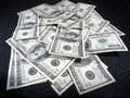 A lot of money Stock Image
