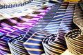A lot of ties Stock Photos