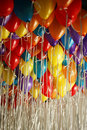 Lots of balloons Royalty Free Stock Photo
