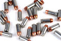 Lots of Bullets Royalty Free Stock Images