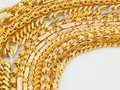 Lots of chains Royalty Free Stock Image