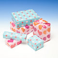 Lots of Gifts Royalty Free Stock Photo