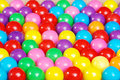 Lots of gum balls Royalty Free Stock Photo