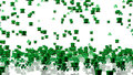Lots of Tiny Green Irish Hats and Clovers