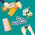 Lottery Vector illustration