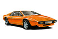 Lotus Esprit Royalty Free Stock Photography