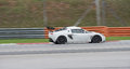 Lotus exige s lapping sepang one of the fastest and lightest car on the track Royalty Free Stock Photos