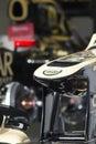 Lotus F1 Royalty Free Stock Photo