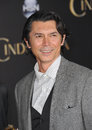 Lou diamond phillips los angeles ca march at the world premiere of cinderella at the el capitan theatre hollywood Stock Image