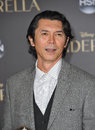 Lou diamond phillips los angeles ca march at the world premiere of cinderella at the el capitan theatre hollywood Royalty Free Stock Photos