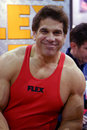 Lou Ferrigno at Arnold Fitness Health Expo Royalty Free Stock Photo