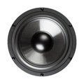 Loudspeaker closeup view professional sound Royalty Free Stock Photography