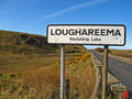 Loughareema 01 Royalty Free Stock Photos