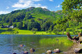 Loughrigg View Royalty Free Stock Image