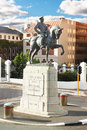 Louis Botha Monument Royalty Free Stock Image