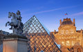 Louis XIV. Royalty Free Stock Photo