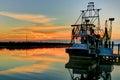 Louisiana Shrimp Boat HDR