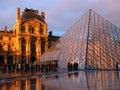 Louvre, Paris, France Royalty Free Stock Photo