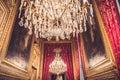 Louvre Museum Napoleon Apartments Royalty Free Stock Photo