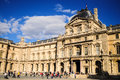 Louvre museum -Paris, France Royalty Free Stock Photography