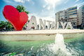 Love Antalya Royalty Free Stock Photo