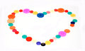 Love by Button colorful