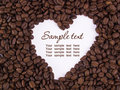 Love of coffee 5 Royalty Free Stock Images