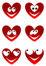 Love cute smiles Royalty Free Stock Images