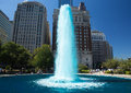 Love Fountain Royalty Free Stock Photo