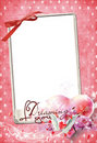 Love Frame No2 Stock Image