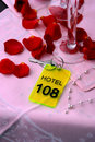 Love hotel Royalty Free Stock Photography