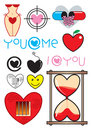 Love icon Royalty Free Stock Images