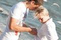 Love people two young Στοκ Φωτογραφία