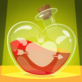Love potion Royalty Free Stock Photo