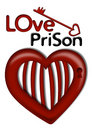 Love Prison Royalty Free Stock Images