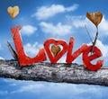 Image : Love me in