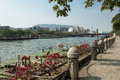 The love river of kaohsiung