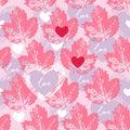 Love seamless pattern. decorative, background