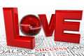 Love for Success Royalty Free Stock Images